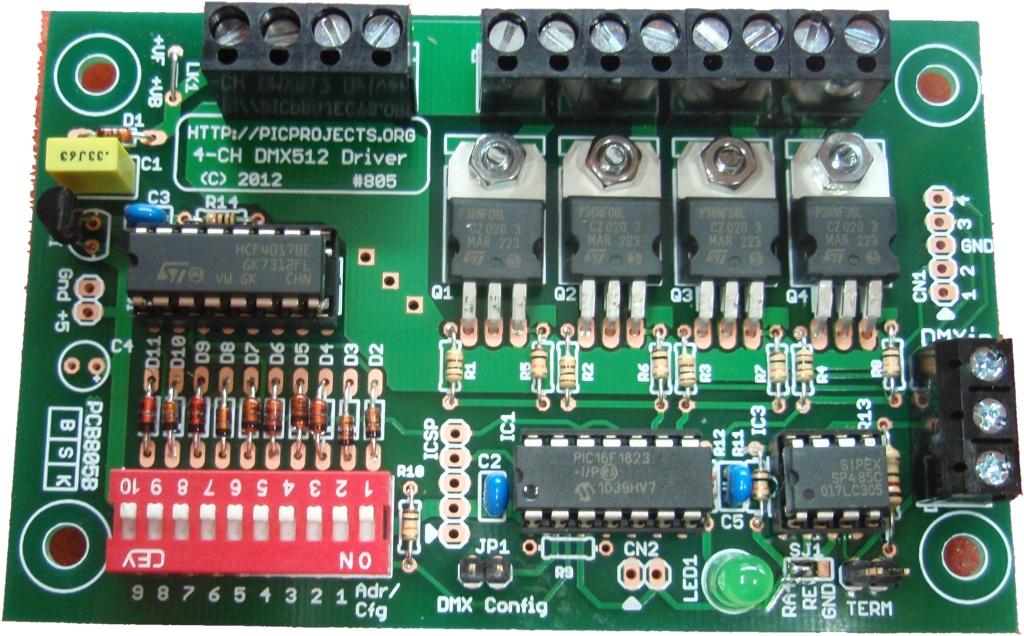 DMX512 4 Channel Driver Board on dmx soldering diagram, dmx xlr pinout, dmx control wiring, dmx wiring touch-and-go, programming diagram, dmx cable, dmx wiring guide, dmx rj45 pinout, dmx switch diagram, dmx connectors diagram, dmx lighting diagram, dmx controller hookup diagram,